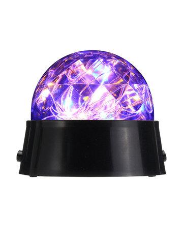 Crystal Star Ball LED Mode Night Light