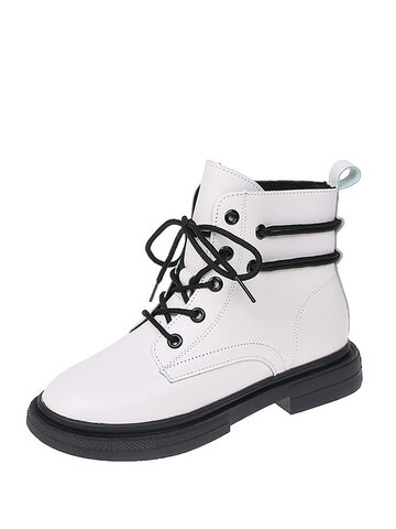 Retro Ankle Boots