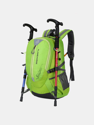 Oxford Cloth Waterproof Large Capacity Outdoor Climbing Travel Backpack