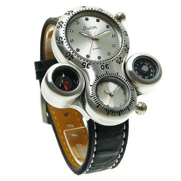 OULM Steampunk Outdoor Sport Watches
