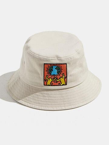 قبعة دلو للجنسين لحماية البيئة