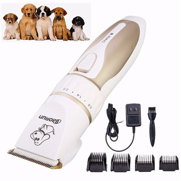 Electric Animal Pet Dog Cat Hair Trimmer Shaver