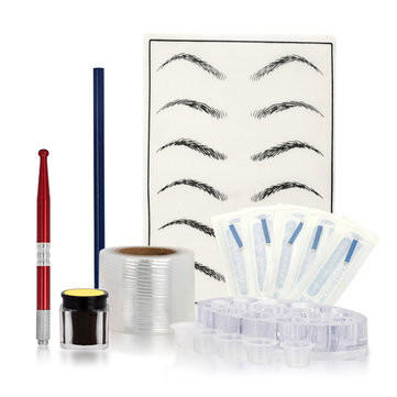 Eyebrow Tattoo Pen Set