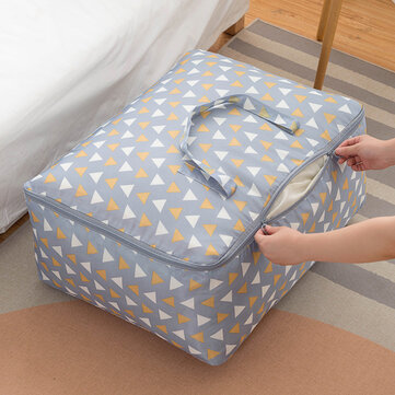 Large Capacity Oxford Fabric Quilts Storage Bag