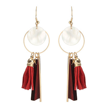 Trendy Stylish Tassels Earrings