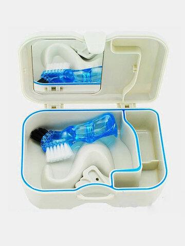 Denture Case Container Kit