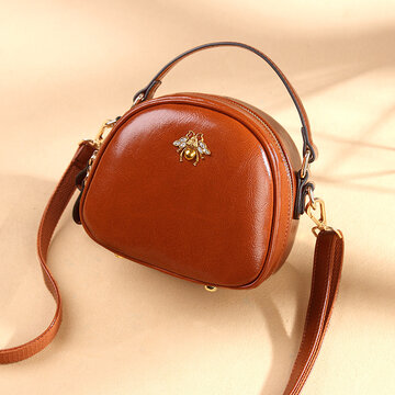 Stylish Canteen Faux Leather Small Crossbody Bags