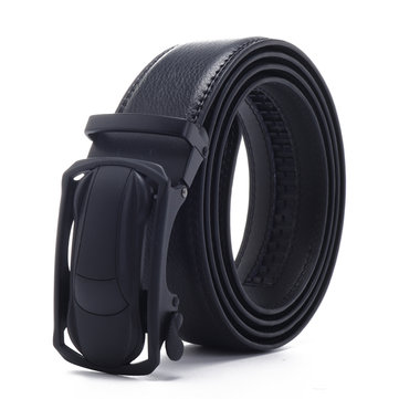 Automatic Buckle Leather