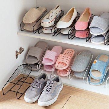 الحديد الحذاء تخزين الرف