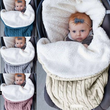 Thick Warm Sleeping Bag For 0-12M