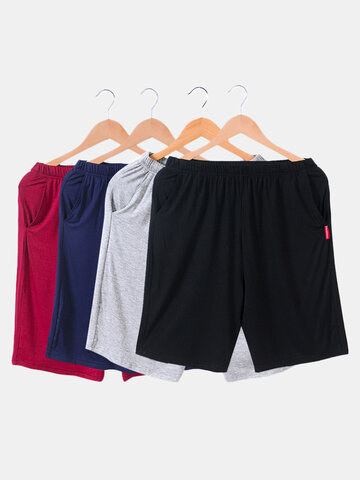 Loose Soft Shorts confortables