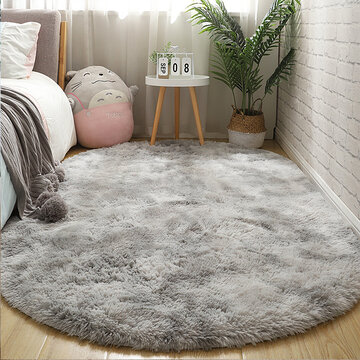Long Variegated Tie-dye Gradient Carpet Living Room Bedroom Bedside Blanket Coffee Table Cushion Full Carpet Floor Mat