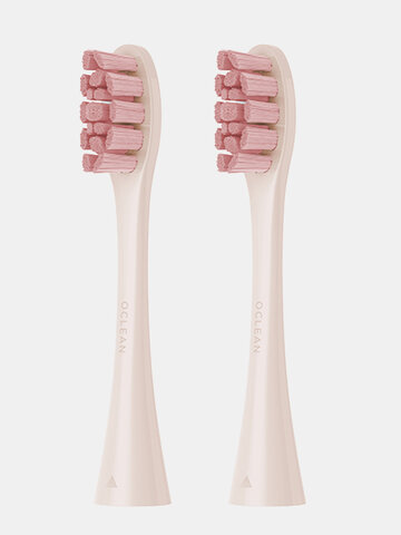 2Pcs Automatic Tooth Brush Heads
