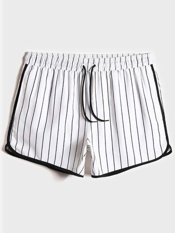 Contrast Binding Board Shorts