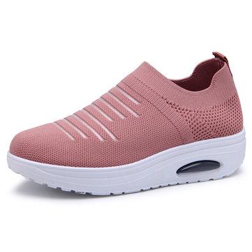 Мягкая повседневная обувь на платформе