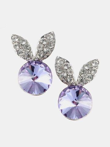 Cute Rabbit Stud Earrings