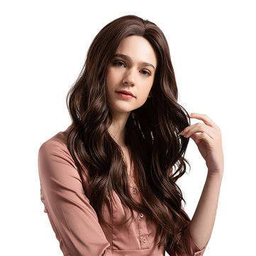 Long Curly Synthetic Wigs