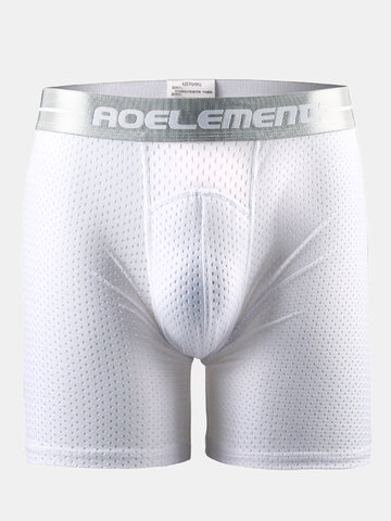 Thin BreathableLength Boxers