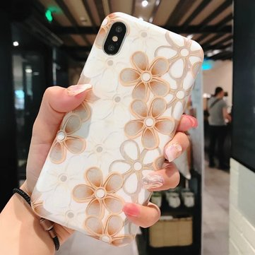 Custodia per cellulare Vogue Vintage Flower TPU