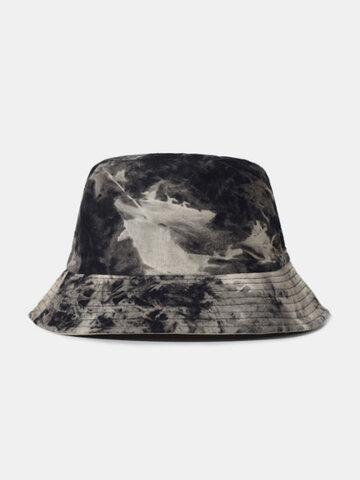 قبعة الرجال ذات الوجهين من دلو قبعة الشمس