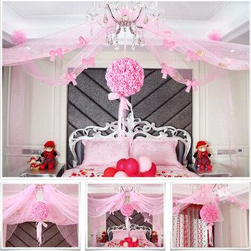 DIY 50 Colourful Foam Rose Artificial Flower Wedding Bride Bouquet Party Decoration