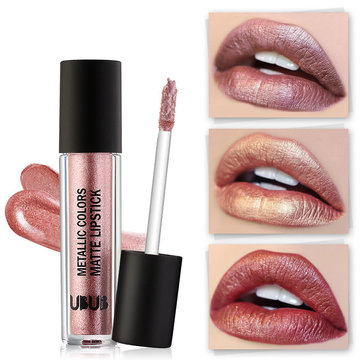 UBUB Metallic Liquid Lipstick