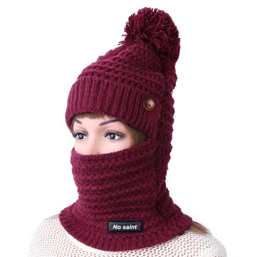 Unisex Warm Knit Hut