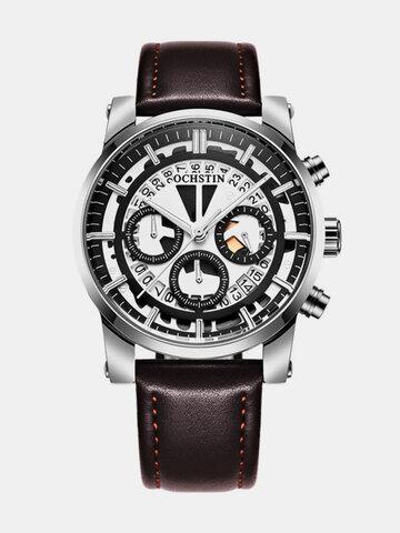 OCHSTIN Business Quartz WristWatch