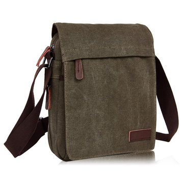 Messenger Bag in Tela