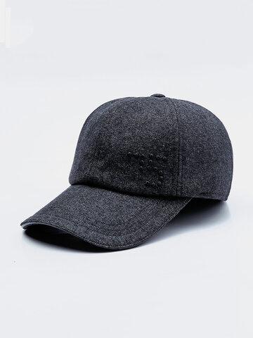 Protect Ear Warm Windproof Baseball Cap