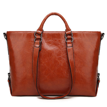 Women  Minimalist Messenger Bag Leisure Tote Handbag
