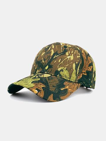 Camouflage Outdoor Leisure Sports Cap Baseball Cap