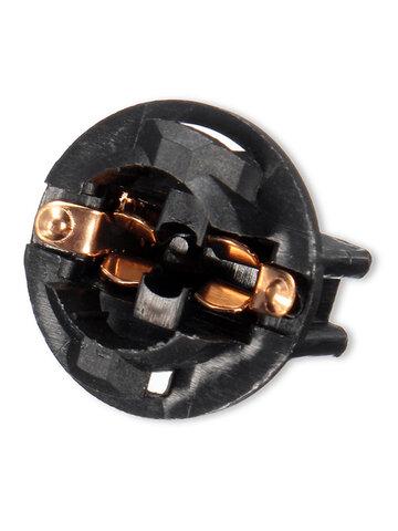 T10ツイストロックウェッジインストルメントパネルダッシュライト電球ベース