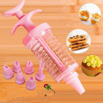 مجموعة أدوات تزيين الكيك من 8 قطع لتزيين الكيك