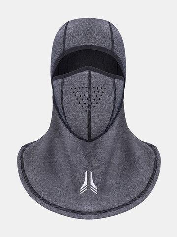 Mens Thick Face Mask Cap