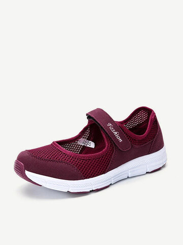 Sports Mesh Breathable Casual Shoes