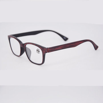 Funky Reading Glasses Imitation Wood Grain Reading Glasses