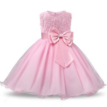 Vestido das Meninas Para Concurso