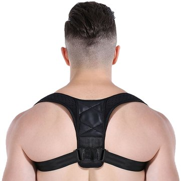Einstellbare Rückenpflege Körperhaltung Korrektor Schlüsselbein Brace