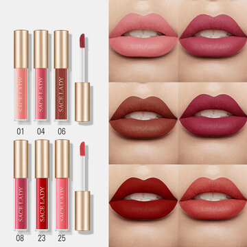 Combination Lip Glaze Set