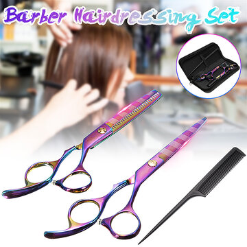 Scissors Comb Set