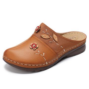 Floral Comfort Casual Sandals