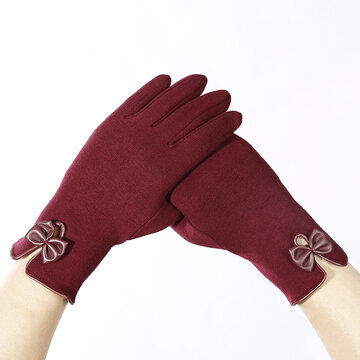 Touch Screen Warm Gloves