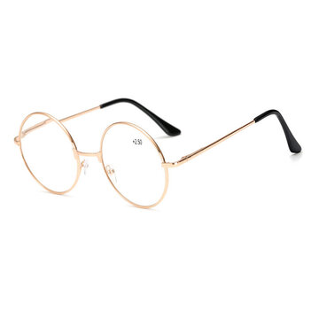 Round Spectacle Reading Glasses