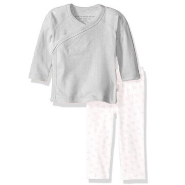 Unisex Baby 2 PCs Sleepsuit For 3-18M