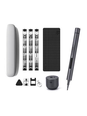 WOWSTICK 1F + صندوق أدوات جيب مفك كهربائي