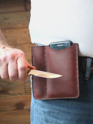 EDC Outdoor Phone Knife Wallet