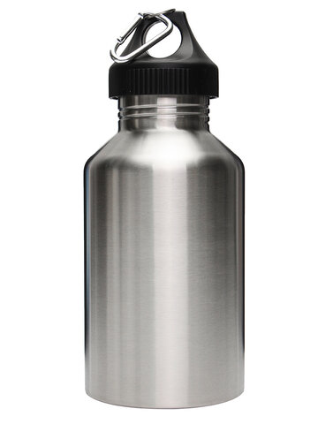 2L Large Volume Stainless Steel Water Drink Bottle