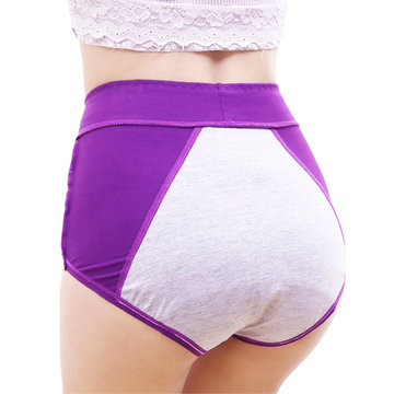 Cotton Leakproof Hip Lifting Panties фото