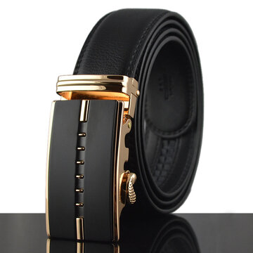 Business Genuine Leather Belt